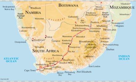 Språket med klikkelydene: Xhosa
