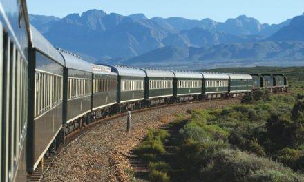 Luksus på skinner med Rovos Rail i Sør-Afrika