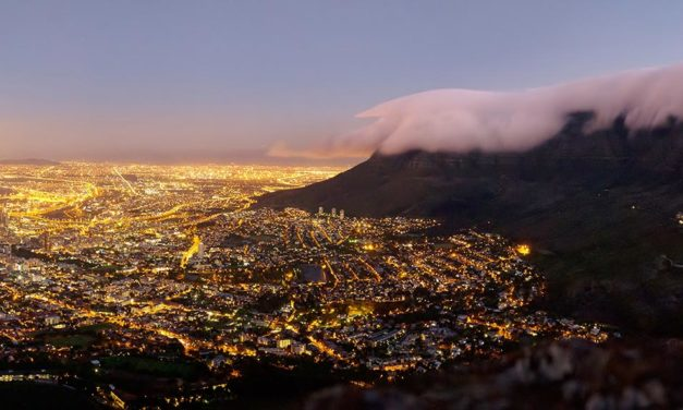 Topp 5 i Cape Town