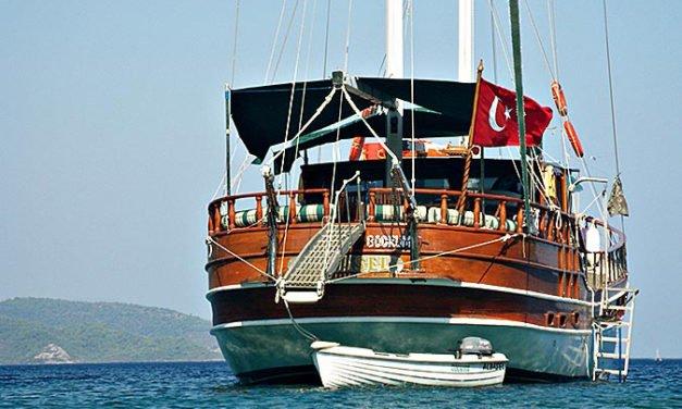 Tyrkia Gulet, Blue Voyage, Blue Cruise