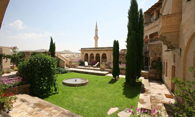 Argos i Cappadocia: En hotellomtale