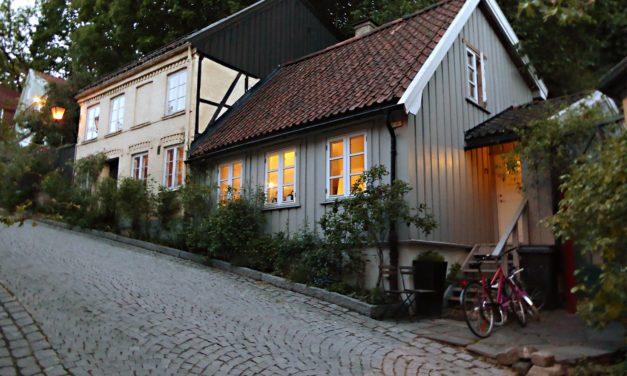 Kortreist tur: Historiske Oslo