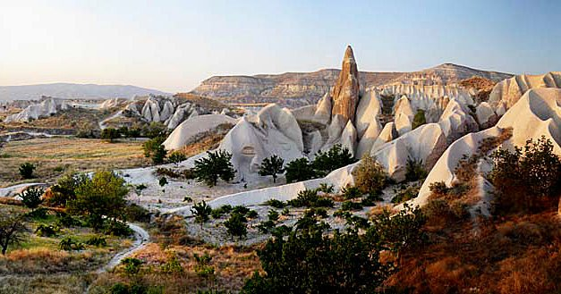 6 ting jeg elsker ved Cappadocia, Tyrkia