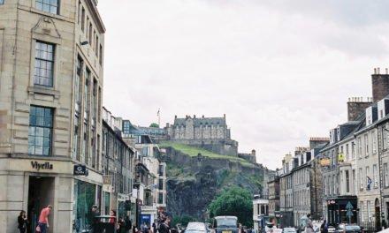 Legg din neste langhelg til Edinburgh