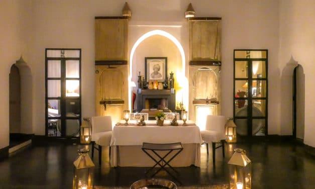 Dar7 i Marrakech: En hotellomtale