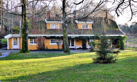 Engø Gård: En hotellomtale