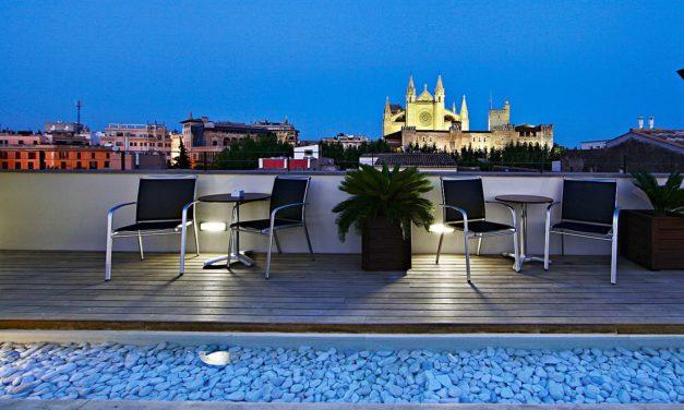 Hotel Tres i Palma, Mallorca: En hotellomtale