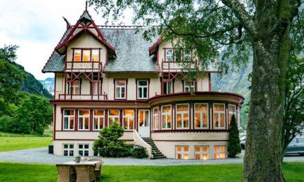 Hotell Union Øye, Vestlandet: En hotellomtale