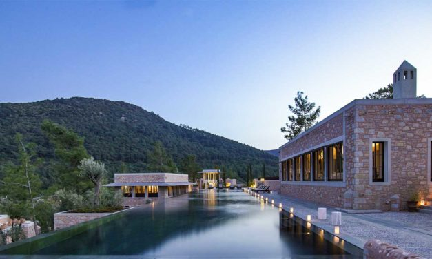 Hotell Amanruya, Bodrum, Tyrkia: En hotellomtale