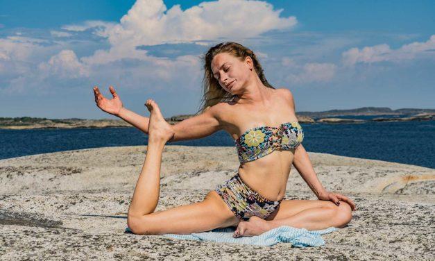 Verdens ende på hodet – Namaste
