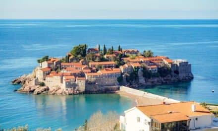 5 steder du må besøke i Montenegro