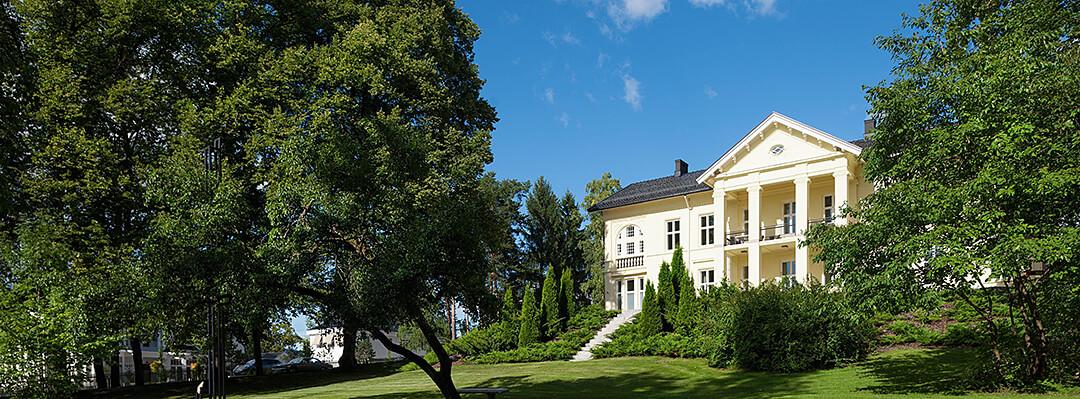 Madserud gård, Skøyen