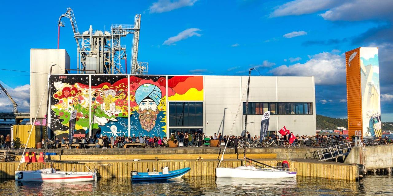 En smak av verden på Vippa i Oslo