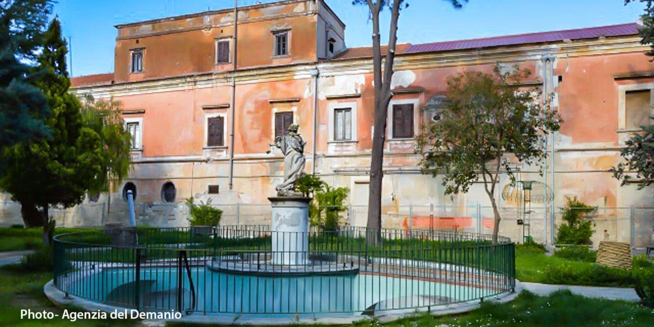 Nå kan du få et slott i Italia helt gratis!