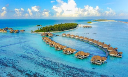 Drømmehotellet Como Maalifushi, Maldivene, En hotellomtale