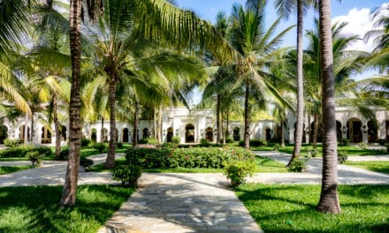 Luksus eller? Hotel Baraza, Zanzibar: En hotellomtale
