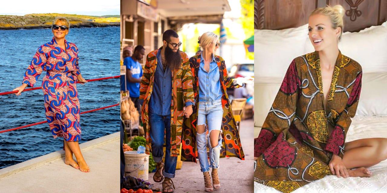 The Robe Lives, design med mening!