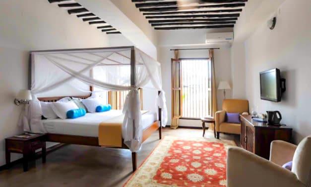 Kisiwa House i herlige Stone Town, Zanzibar: En hotellomtale