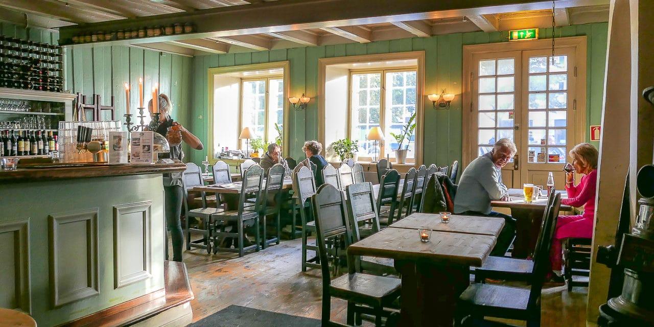 Historiske spisesteder i Oslo, del 1.