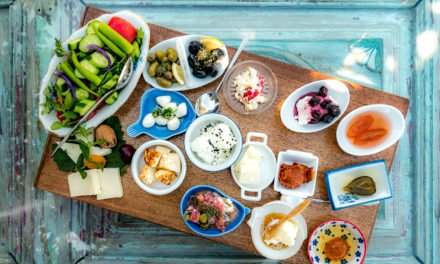 Verdens beste frokost! Cafe Limon, Tyrkia