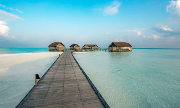 Como Cocoa Island, Maldivene: En hotellomtale