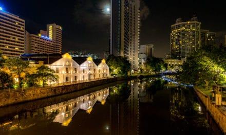 The Warehouse, Singapore: En hotellomtale