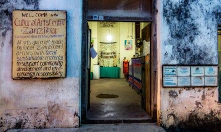 Ti ting du ikke viste om Zanzibar, Tanzania.