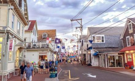 Fra Bergen til New England's Finest