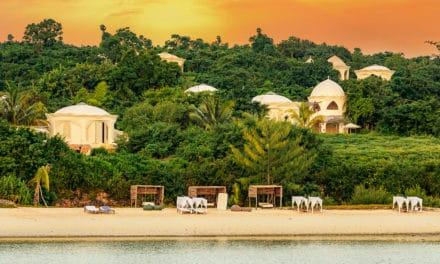 Benny Anderssons (ABBA) drøm på Zanzibar, Hotel Kilindi: En hotellomtale