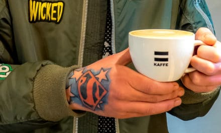 Kaffe med mening! =kaffe i Oslo