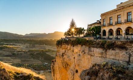 Romantiske Ronda, Spania