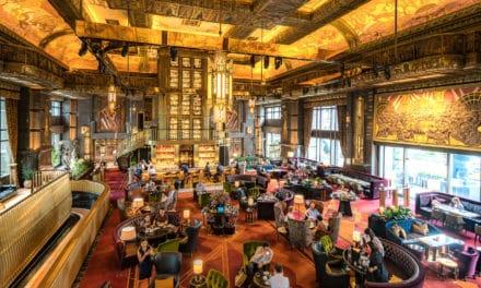 Atlas bar, Singapore – velkommen til The Great Gatsby!