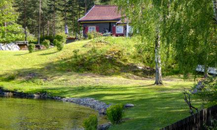 En liten dose idyll – Brønnøya utenfor Oslo!