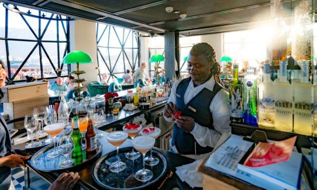 Luksus hotell i en tidligere korn silo! The Silo, Cape Town!