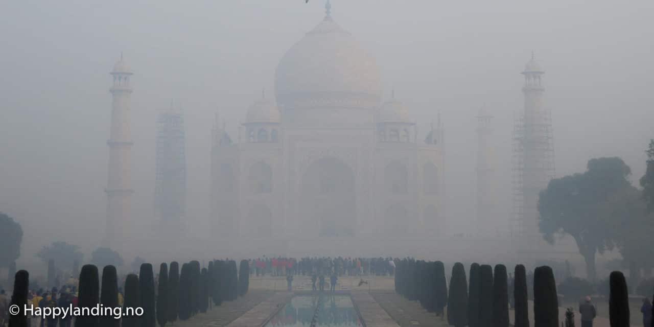 Incredible India, om å ville hjem.