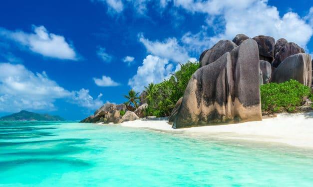 Naturparadiset Seychellene